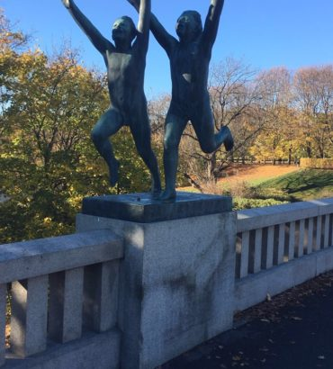 My Trip to Vigeland Sculpture Park in Oslo Norway